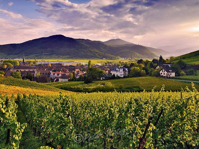 Turckheim Alsace - France