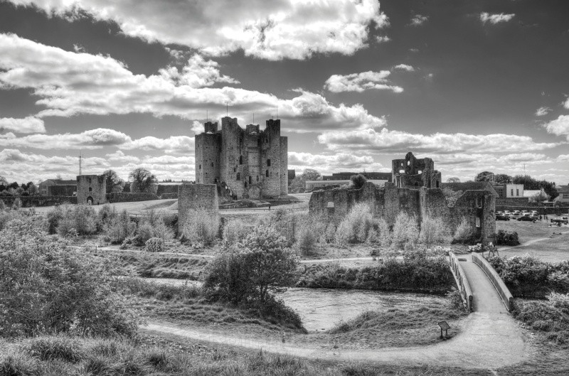 Trim Castle - Ruins and Not So Ruined