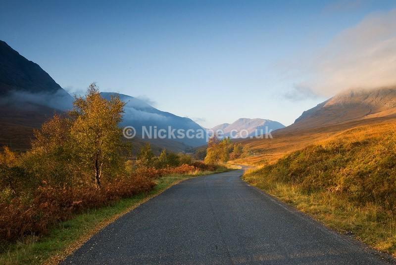 Glen Etive Road- Scotland62 - Scotland