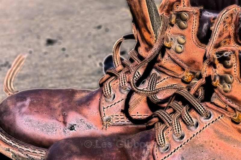 boots - Oregon