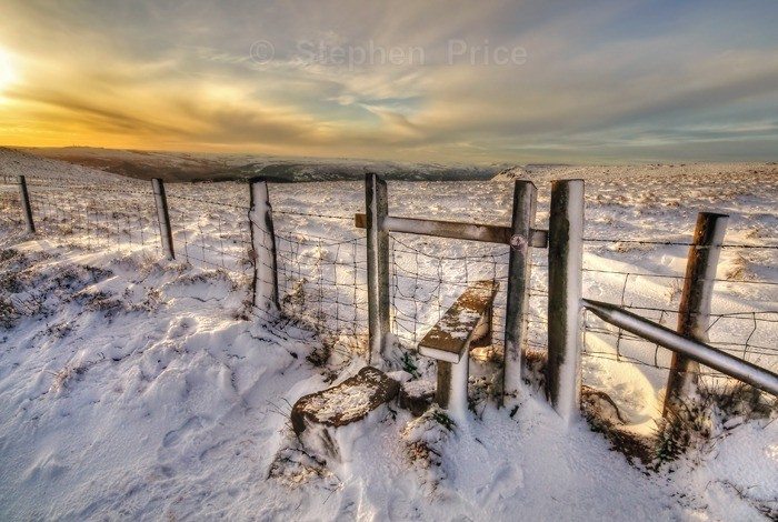 Winter in the Peaks | Snow Covers the Peak District