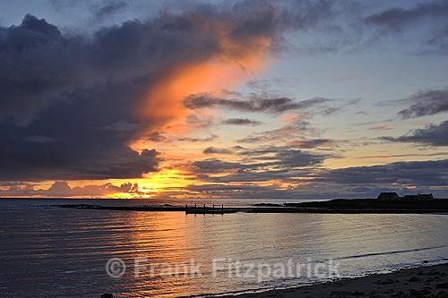 Poll Na Crann bay, Island of Benbecula - Benbecula
