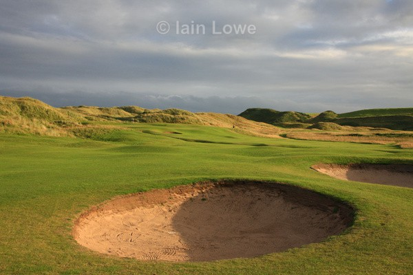 Cruden Bay 6th Hole - Cruden Bay