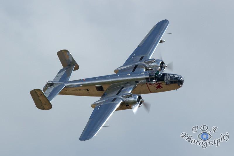 25 B-25 Mitchell