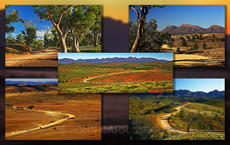 Flinders Roads Quintych-1 - MONTAGES