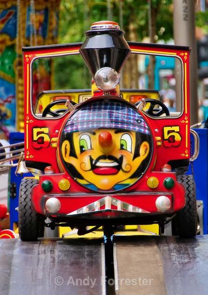 Toy Train - Recent