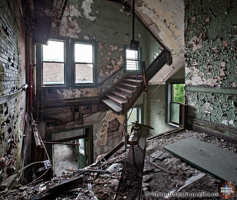 Galilee Steel Administrative Office* | Abandoned America