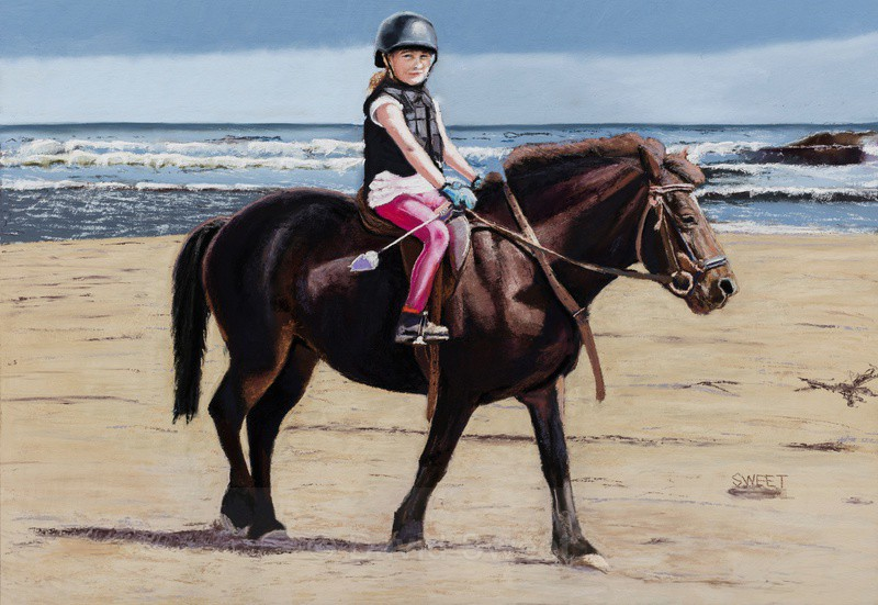 Maggie Riding - Children's Portraits