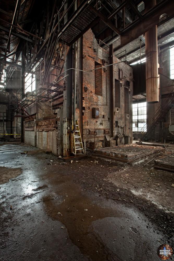 The Scranton Lace Company   Power Plant - Scranton Lace Company