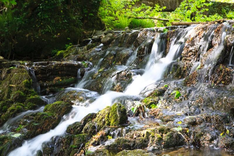Cabra River Waterfall - Nature