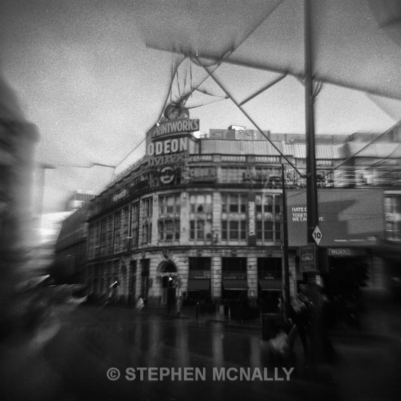Print works - Flipped Lens