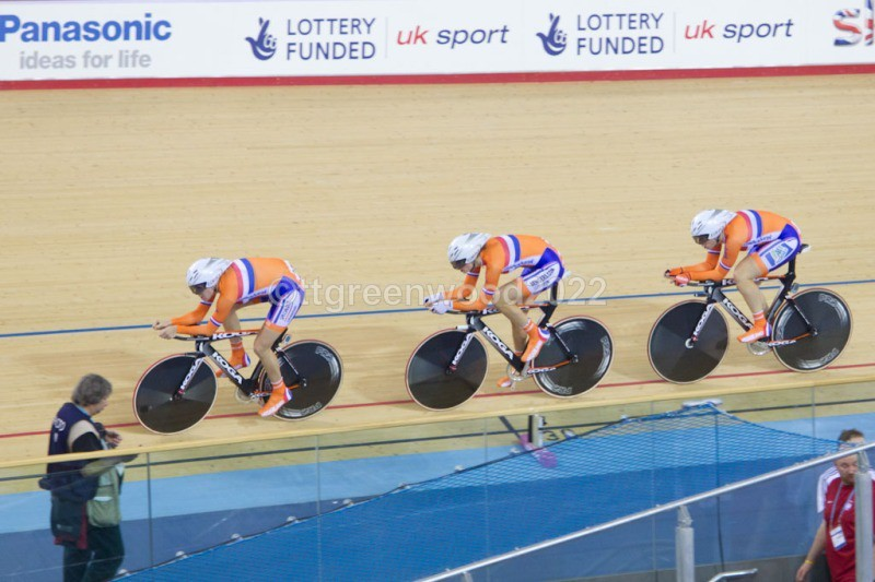 WCC-152 - World Cup Cycling Olympic Velodrome