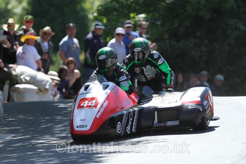 IMG_2399 - Sidecar Race 2 - TT 2013