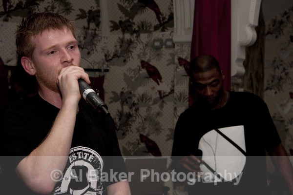 177 - Skittles 'Poor With £100 Trainers' launch 05.03.12