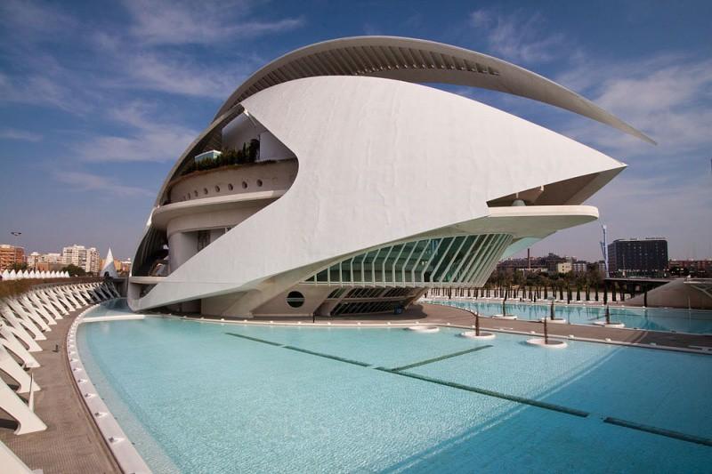 opera house4 - Valencia