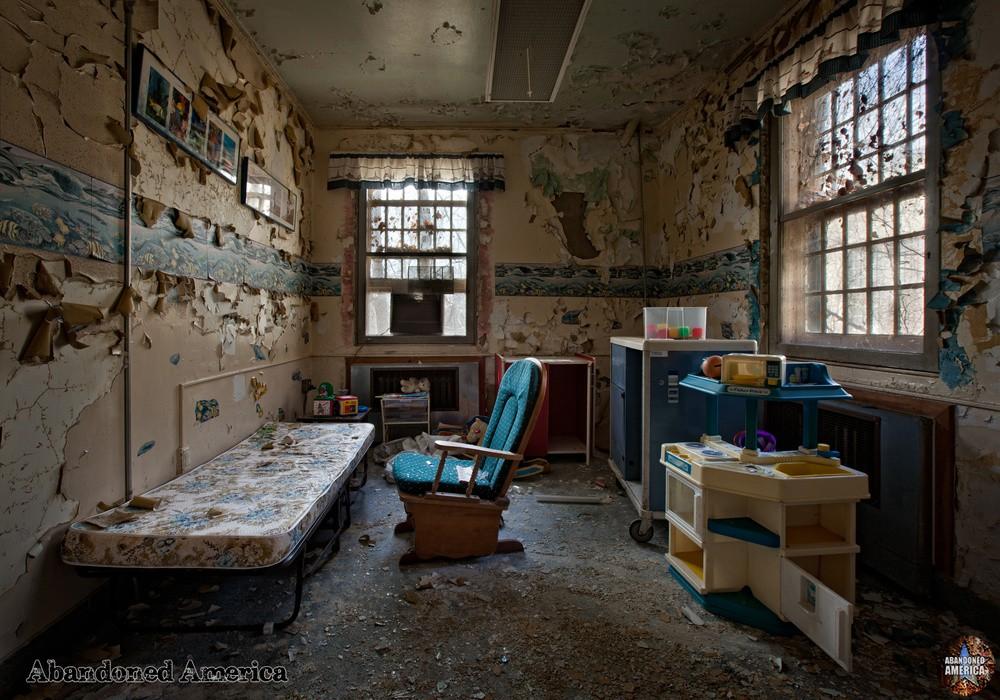 Rockland State Hospital (Orangeburg, NY)   Bedside Vigil - Rockland State Hospital