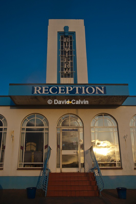 Riviera Hotel Reception - Structures