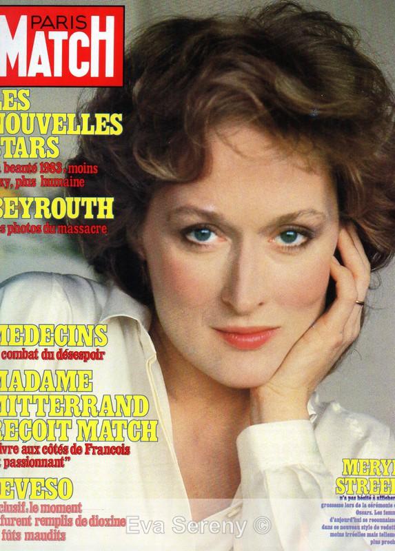 April 29, 1983 - International Magazine Covers