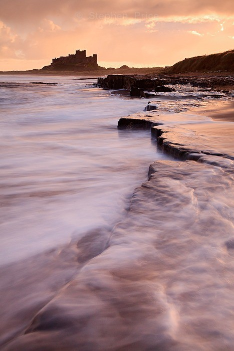 Bamburgh Castle Coastal Photography | Northumberland Location