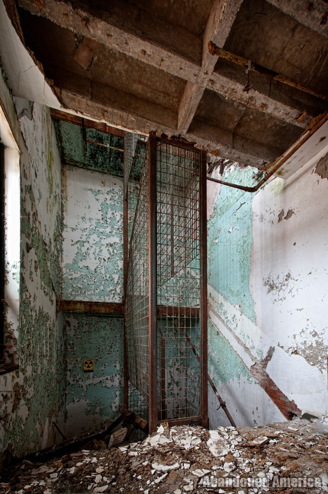 suicide proof - Wilder State Hospital*
