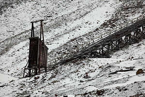 Mine 6 in Todalen 6400 - Autumn