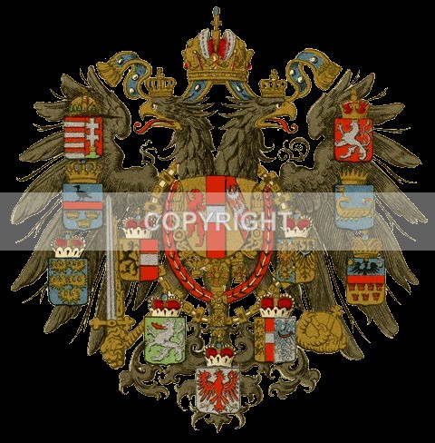 Czar of Russia - Heritage Family Name and Coat of Arms Store