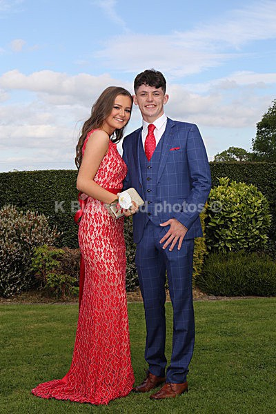 115 - Paddy and Gemma Debs Pics