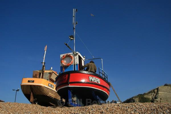Hastings Fishing Fleet 2 - Fleet