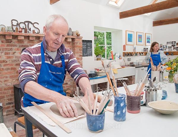 13 - Oxcombe Pottery Shoot