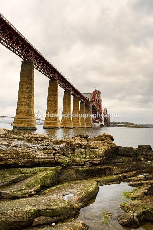 forth rail bridge - Bridges of Scotland