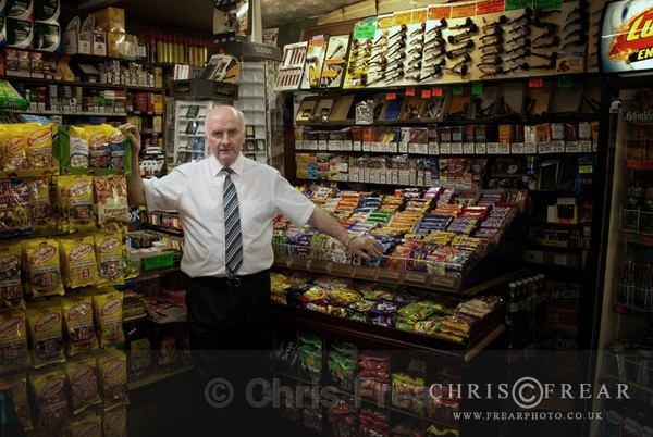 Mr Irving - Last of the Tobacconists - Small Shops