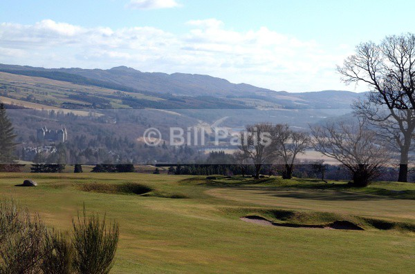 Pitlochry Golf Course - Land and Sea