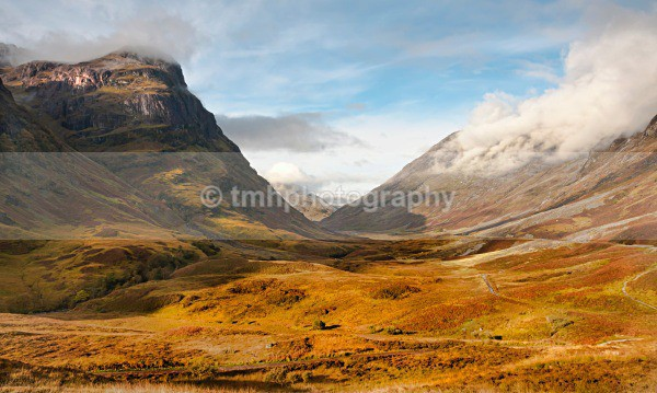 Glen Coe valley - Landscape