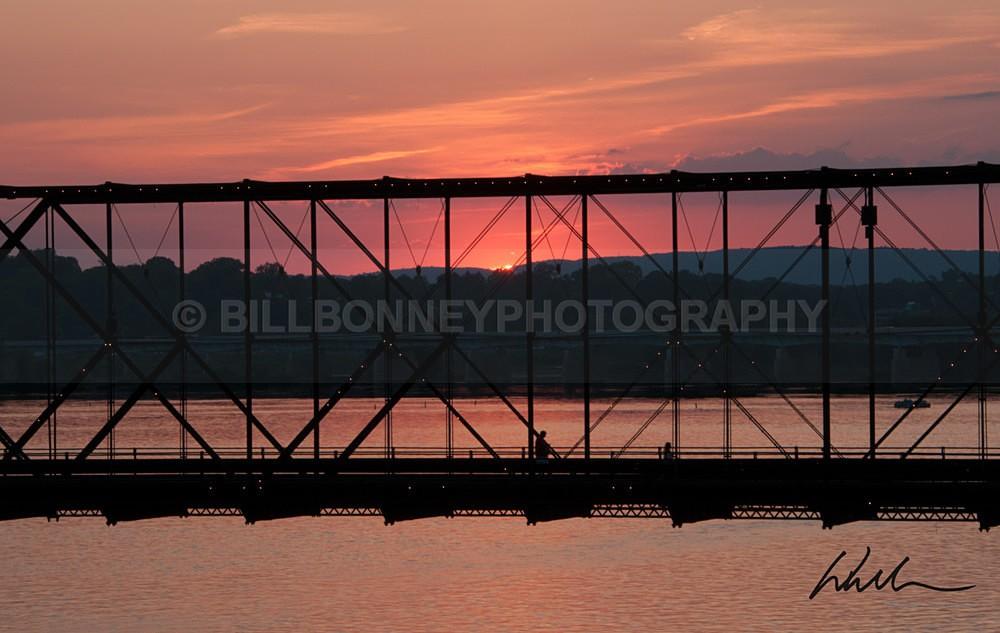 Old Shakey Sunset - Harrisburg Area, Pennsylvania