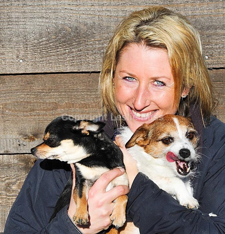 Amy Stovold - Dressage Rider Portraits