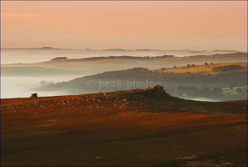 Owler Tor to Mothercap - Peak District | Dark Peak
