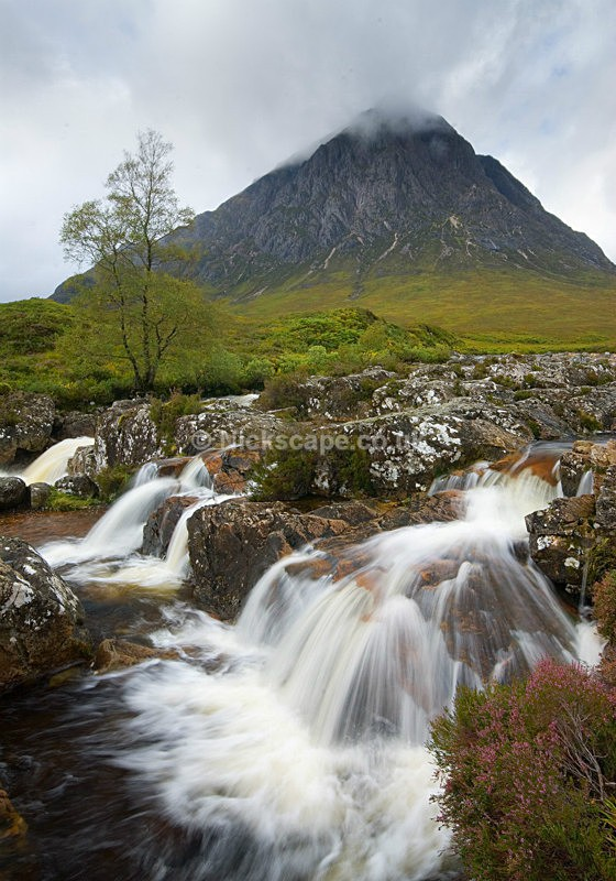 Photograph of Buachaille Etive Mor, famous Scottish Highland Photography