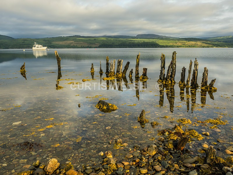 Break of Day Strachur - Curtis Welsh - THE SCOTSMAN - READERS GALLERY