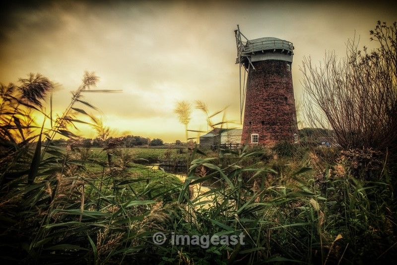 Horsey Windpump - The Gallery