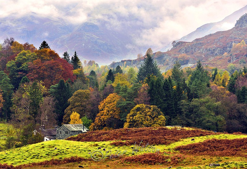 Langdale Lake District 2 - England