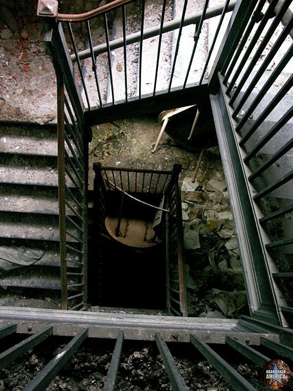 Forest Haven (Laurel, MD) | Askew Stairway - Forest Haven