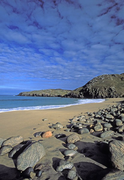 Lewis beach and sky - Harris and Lewis
