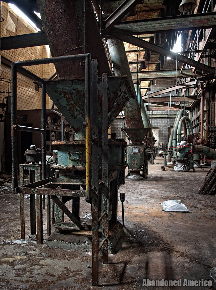 Crawford Power Station (Middletown, PA) | Pipes and Funnels - Crawford Power Station