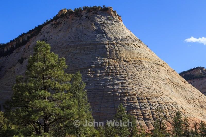 Checkerboard Mesa - Utah