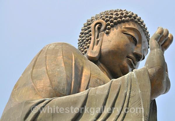 Buddha, Hong Kong - Asia