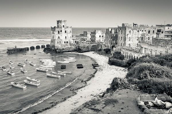 Seafront Mogadishu Somalia