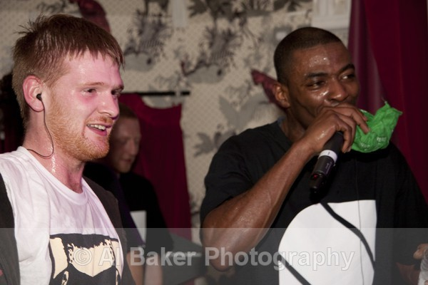 85 - Skittles 'Poor With £100 Trainers' launch 05.03.12