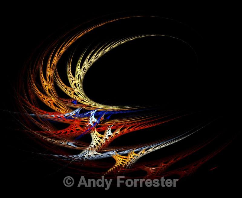 Spirals - Apophysis Art