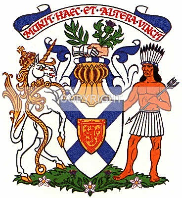 Province of Nova Scotia - Heritage Family Name and Coat of Arms Store