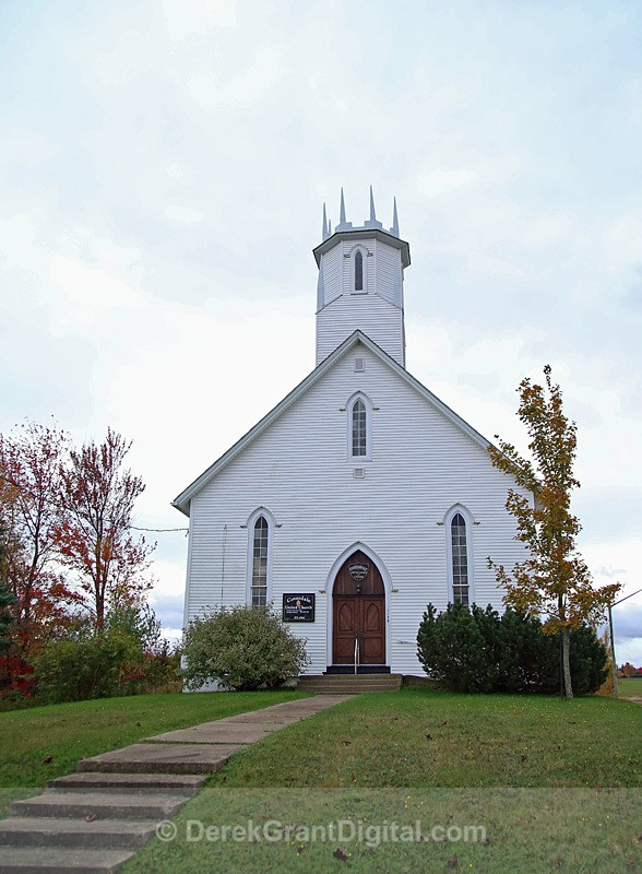 Coverdale United Church Riverview New Brunswick Canada - Churches of New Brunswick